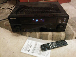 Pioneer Receiver VSX-520  Barely used Cornwall Ontario image 1