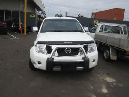 WRECKING NISSAN D40 NAVARA 550 ST-X ***ALL PARTS AVAILABLE*** Brooklyn Brimbank Area Preview
