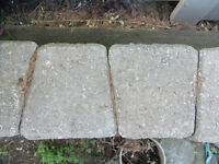 Loooking for RETAINING WALL STONES