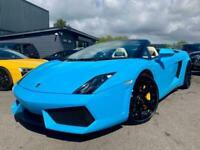 2010 Lamborghini Gallardo 5.0 V10 ( 520bhp ) Spyder E-Gear **£15,000 of options*