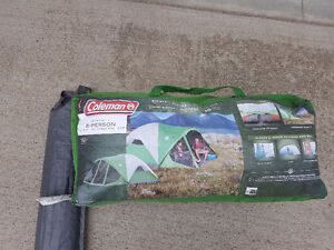 Family camping combo - tent and cot
