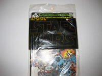 Vintage Star Wars #4,5,6 sealed comic pack from the 70s.