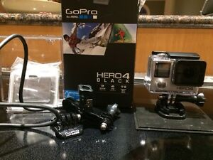 GoPro Hero 4 black edition - 4K
