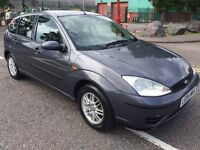 Focus 1.6 full service history 1 owner from new 12 months mot
