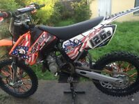 FOR SALE KTM 85 BIG WHEEL FULLY RACE TUNED!!!