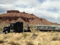 AZ Flatbed - Cross Border, Long Haul Runs