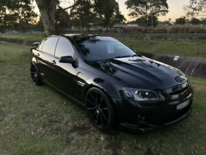2009 Holden Commodore VE MY09.5 SS Black 6 Speed Automatic Sedan Mayfield East Newcastle Area Preview