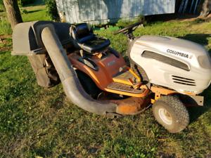 Tracteur pelouse