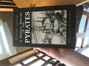 A General History of Pyrates by Daniel Defoe