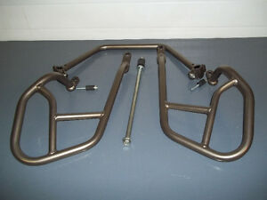 Crash Bars for 650 vstrom