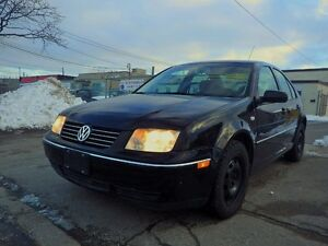 VW Jetta GLS 5-SPEED MANUAL! SUNROOF! TWO SETS OF WHEELS! ALLOY