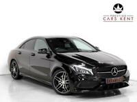 2017 Mercedes-Benz CLA CLASS CLA 220d AMG Line 4dr Tip Auto Saloon Diesel Automa