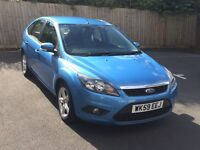2009 (59) Focus 1.6 Zetec, Just 2 owners, Low miles & FSH