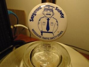 old button sergeant safety mississauga traffic safety council