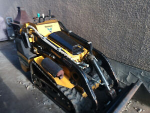 S400TX Vermeer Skid Steer