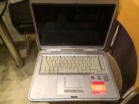 Compaq laptop spares or repair