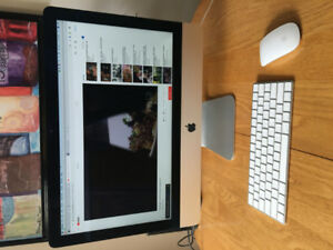 iMac  late 2015 16,2  As new condition $1200 firm