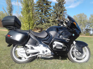 1998 BMW R1100 motorcycle