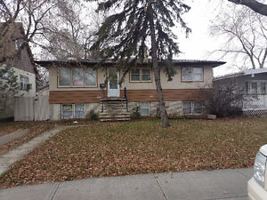 3 Bdrm/1 Bath Main Floor w/Garage 1334 Forget St - Fixed Utility Regina Regina Area image 1