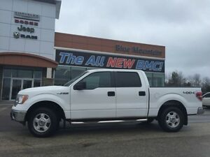 2014 Ford F-150 XLT  ACCIDENT FREE, BLUETOOTH/SYNC/SAT, BOX LINE
