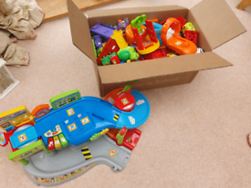 Huge selection of toot toot cars!