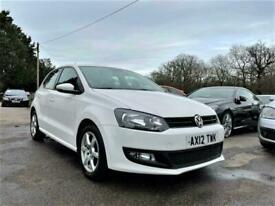 image for 2012 Volkswagen Polo 1.6 TDI SE 5dr + LHD + LEFT HAND DRIVE + UK REGISTERED  95K