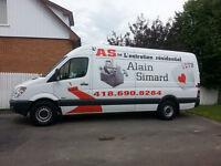 Alain Simard rénovation