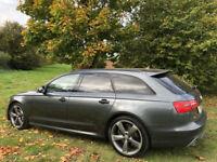 64 2014 Audi A6 Avant 3.0BiTDI ( 312ps ) Tiptronic quattro Black Edition