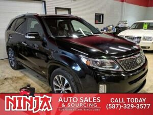 2014 Kia Sorento   GDI SX AWD V6 Loaded With Options!