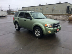 2008 Ford Escape XLT,  Automatic, 4 Cyl. 3/Y warranty available
