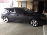 2007 Mazda 3 GT Model Hatchback for sale!