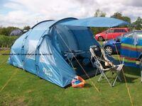 Easycamp aspen 5 man tent