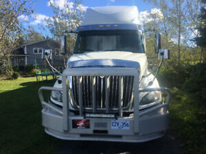 Tractor and trailer for sale