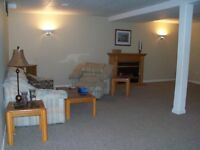 Large one bedroom in west end