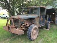 For sale 1953 M37 Power Wagon WITH PAPERS
