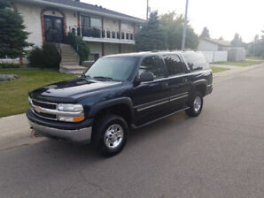 2006 Suburban 2500 4x4 LT Low KM, Price Reduced To $11,900!!