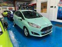 2016 Ford Fiesta 1.0 EcoBoost Zetec 5dr HATCHBACK Petrol Manual