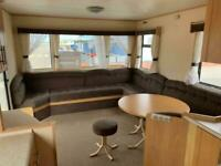 CALL - 07717363182 / 3 BEDROOM SITED STATIC CARAVAN FOR SALE (NORTH WALES)
