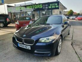 image for 2014 14 BMW 5 SERIES 2.0 520D SE 4D 181 BHP DIESEL