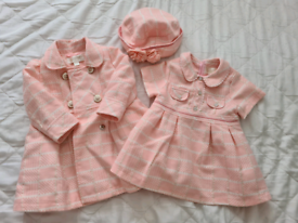 Spanish baby girl outfit