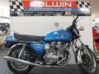 1979 E SUZUKI GS 850 849CC