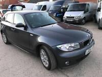 BMW 120 2.0TD d SE 5 DOOR - 2005 05-REG - 11 MONTHS MOT