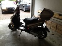 2009 keyway scooter for sale