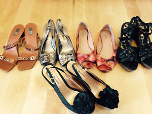 5 Pairs of Summer Shoes