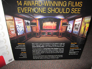 Living Room Film Festival Collection DVD - NEW, Boxed Kitchener / Waterloo Kitchener Area image 9