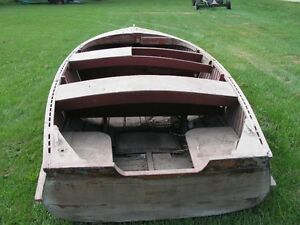 antique wood boats Sarnia Sarnia Area image 8