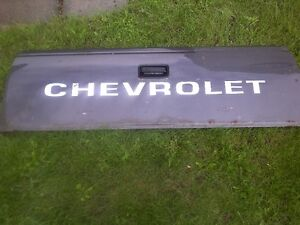 88-98 Chevy tailgate