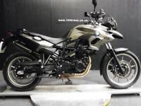 14/14 BMW F 700 GS ABS 15,000 MILES