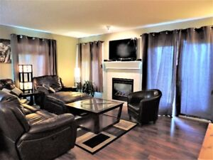 Home for sale: 4 bed 4 bath half of only duplex condo