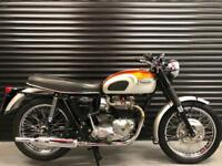 69 MY Triumph Bonneville T120 Matching Numbers UK Bike